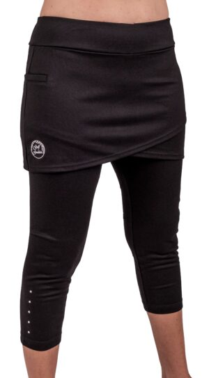 Skeggings - skort with attached leggings
