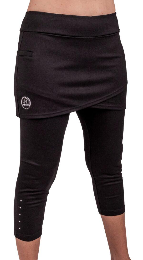 Skeggings - skort with attached leggings